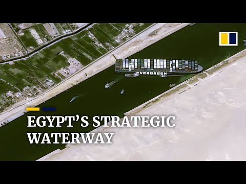 Why is Egypt's Suez Canal so important?