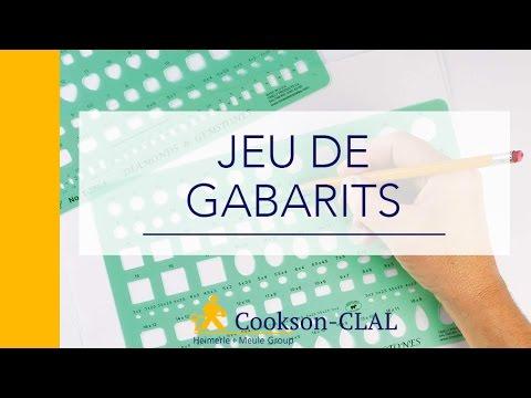 Jeu de gabarits - par Cookson-CLAL