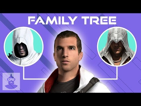 Assassin's Creed Family Tree Explained! (Desmond Miles)   The Leaderboard