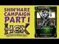 SHIN'HARE WARRIOR #1 | EVIL JAPANESE BUNNY RABBITS | Hex: Shards of Fate Campaign