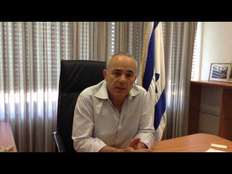AFL Perspectives- Yuval Steinitz, Minister of Intelligence and Strategic Affairs