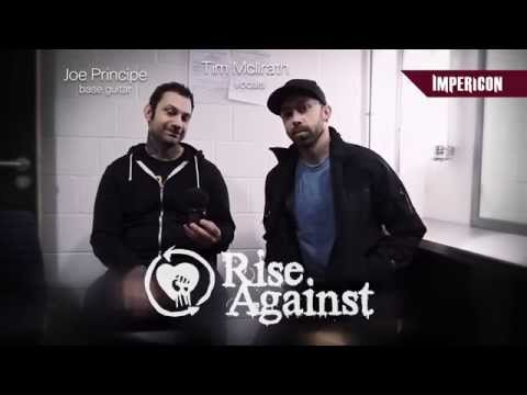 25 Questions with Rise Against