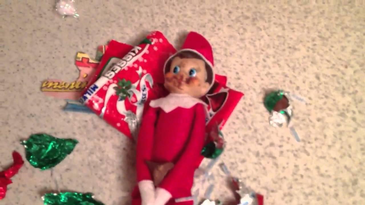 Why santas elves do not wear panties - 3 part 8