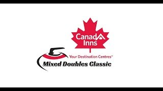 World Curling Tour, Canad Inns Mixed Doubles Classic 2018, Day 3, Match 3 (QF)