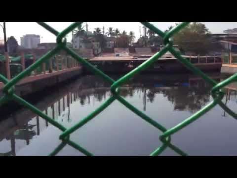 Canals of Cochin (Kochi) | Market Canal  1