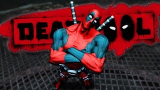 Download TIME TO CHOP SOME ASS | Deadpool #1 Mp3 and Videos