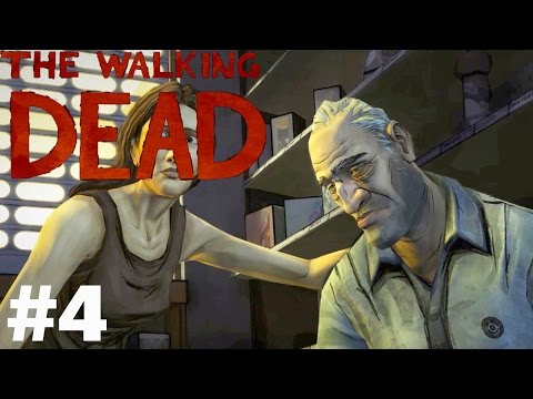 IT'S TIME TO MOVE ON | The Walking Dead #4