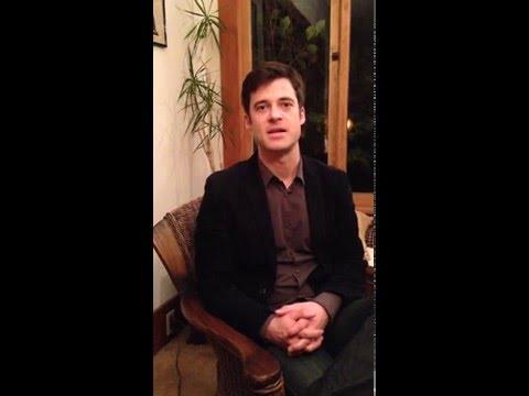 Carey Nonfiction Program Interview: Josh Morsell