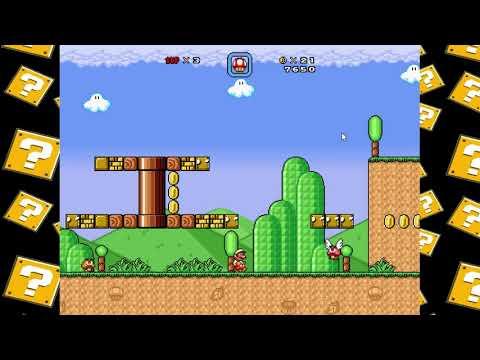 SMBX2 | Mario & Luigi's Delightful Adventure | by Darkonius/Darkonius Mavakar