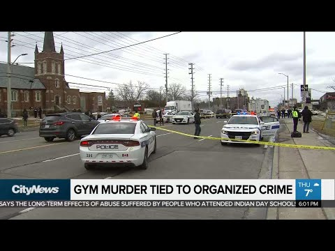 Mississauga Gym Murder Tied To Organized Crime