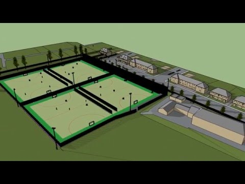 Nottingham High School Hockey Pitches Proposals Public Consultation