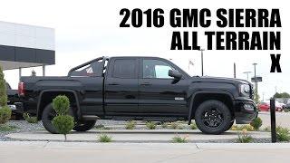 2016 GMC Sierra All Terrain X | The Sport Bar is BACK