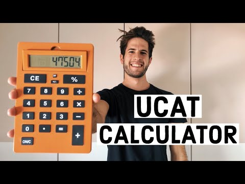 How To Use The UCAT Calculator (Memory, Shortcuts & More!) | KharmaMedic