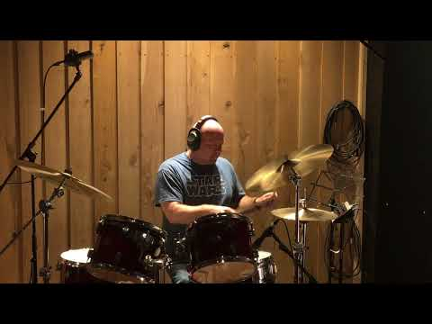 Drum test at Soundcaster Studios