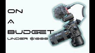 Filmmaking On A Budget