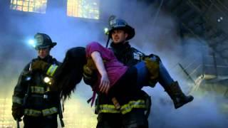 Пожарные Чикаго в действии.avi