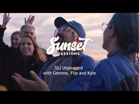 SSJ Unplugged - Sunset Sessions with BridgeClimb