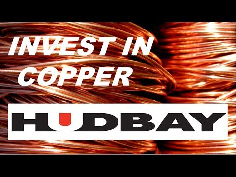 Copper investment analyzed - Hudbay Minerals