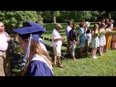 Abington Friends School Commencement 2016