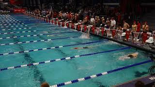 Men's 800 free Relay Fastest Heat | 2019 NCSA Spring Swimming Championships