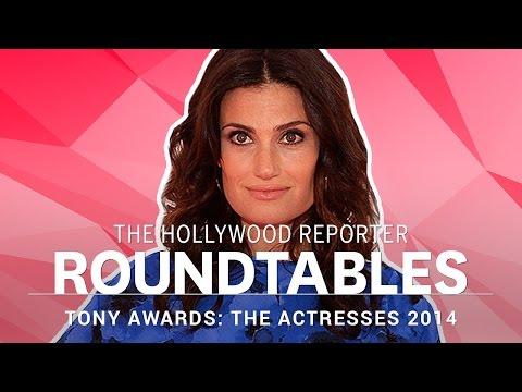 Tonys 2014: The Actresses  THR Tony Award Roundtable