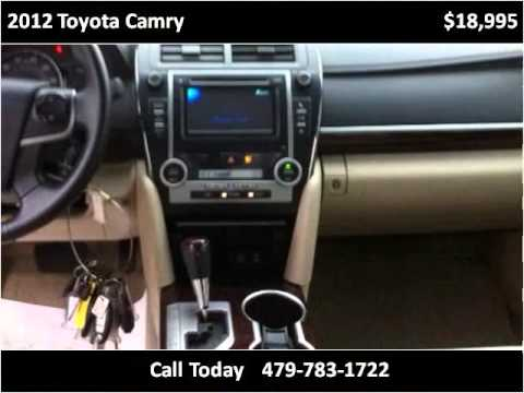 Used Cars For Hertz Auto S Fort Smith Ar 2017 Toyota Camry Car Dealership