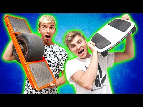 SUPER RARE HOVERBOARDS!!