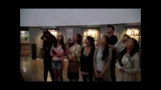 Акмолинский лагерь жён изменников родины АЛЖИР(Посещение АЛЖИРа, отрывок из фильма