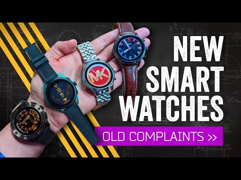 Fossil's Best Smartwatches Are Beautiful – But Google's Software Isn't