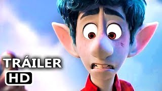 ONWARD Tráiler Español DOBLADO # 3 (Nuevo, 2020) Pixar