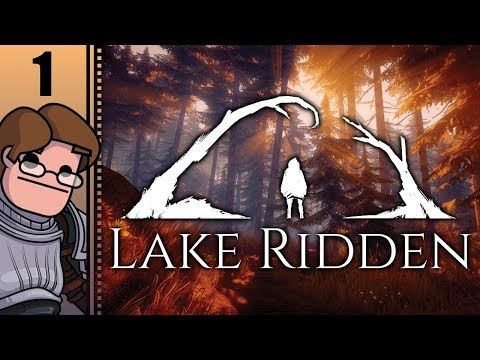 Let's Play Lake Ridden Part 1 - Alone in the Woods