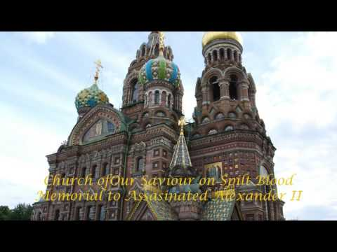 St Petersburg July 2016 - On our Viking Homelands Cruise