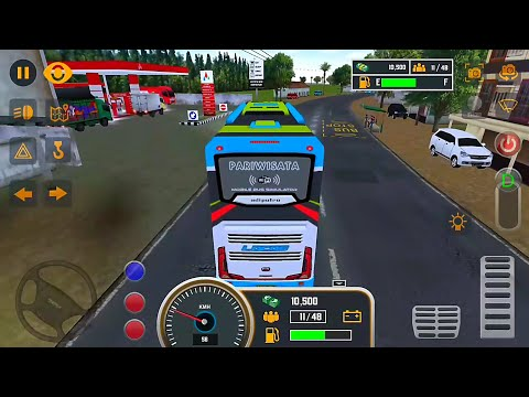 Mobile Bus Simulator - First Gameplay HD