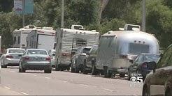 People Living In RVs In Palo Alto Brace For Crackdown