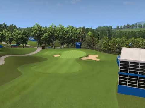 Gleneagles Ryder Cup - Hole 10