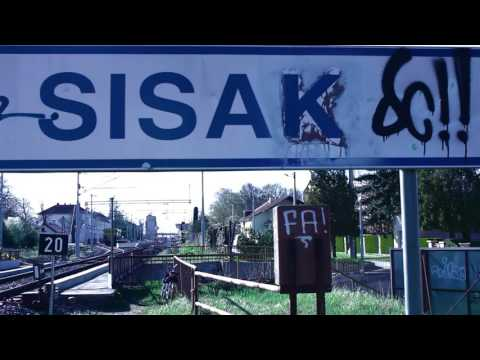 Feb ft Župnik - Sisak (prod. Asimov) VIDEO