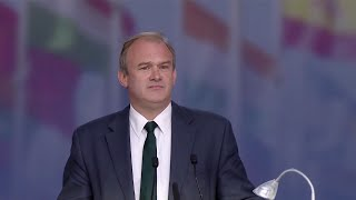 Sir Ed Davey, Former MP at Jalsa Salana UK 2016