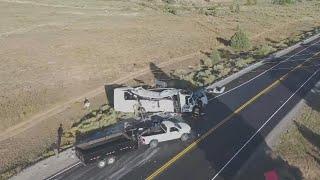 4 killed in southern utah bus crash