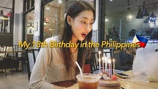 My 18th Birthday in the Philippines ft. Casino?!