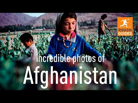 Steve McCurry's stunning Afghanistan photos