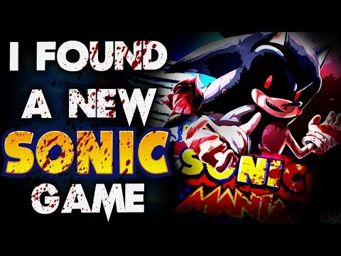 """I Found a New Sonic Game"" 