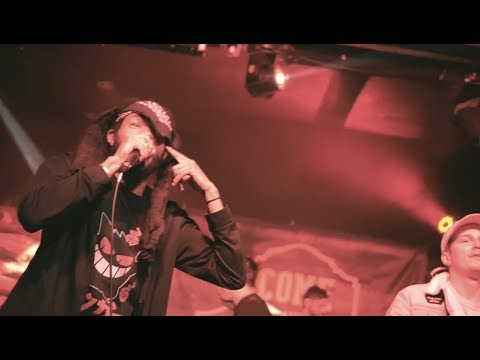 DROPOUT KINGS - Something Awful (Official Live Video) | Napalm Records