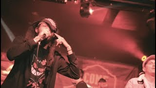 DROPOUT KINGS - Something Awful (Official Live Video)   Napalm Records