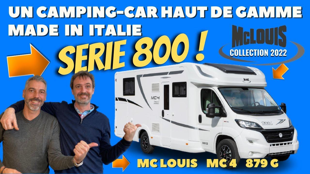 Download Présentation : MC LOUIS MC4 879 G 2022 avec Henry et Bertrand *campingcar33*