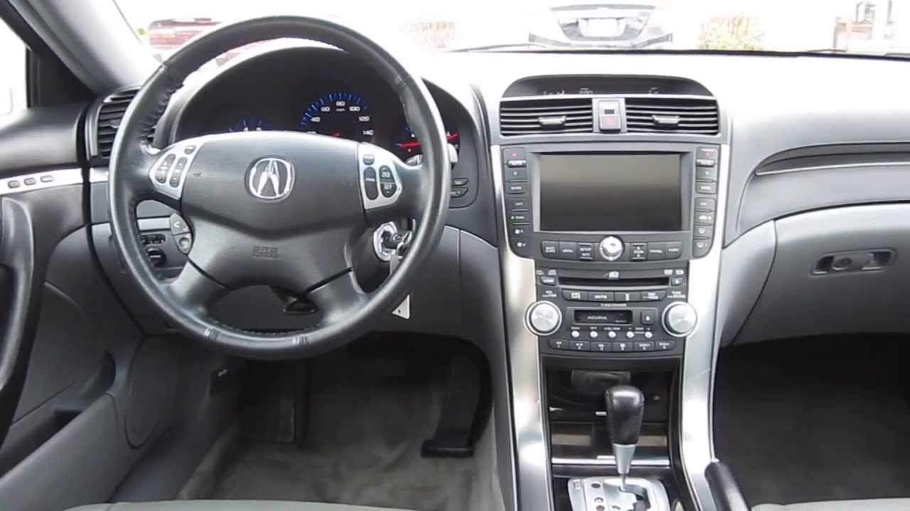 Superior 2006 Acura TL, Alabaster Silver Metallic   STOCK# 12579P   Interior Amazing Design