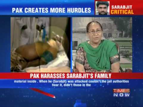 Sarabjit Singh attacked, family hassled