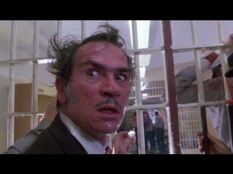 Warden Dwight McClusky - last scenes , Natural Born Killers (1994)