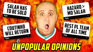 REACTING TO UNPOPULAR LIVERPOOL OPINIONS