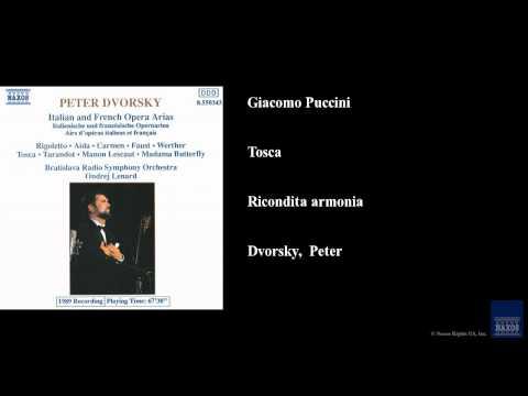 Giacomo Puccini, Tosca, Ricondita armonia