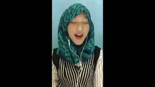 Bigo Live Sexy Girl Hijab one part Adelia Zahra